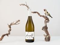Wine label La Cardelina