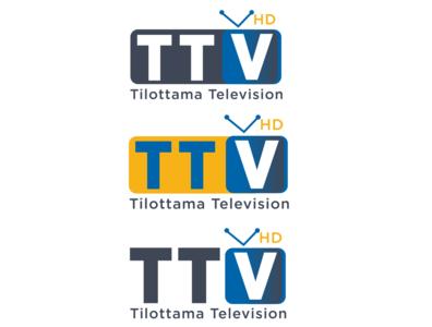 Television channel logo concept graphic design construction company logo illustration logo design concept illustrator logo designer logo design minimal logo branding