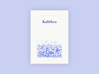 Kalithea key visual