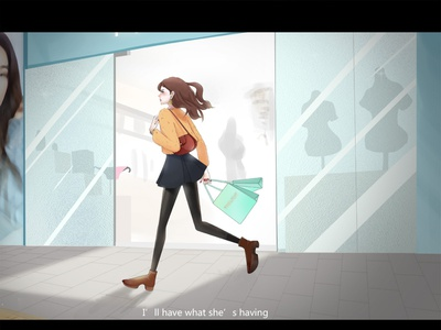 Movie illustration