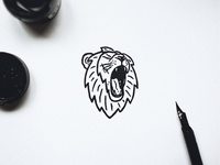 Moegly Lion Icon