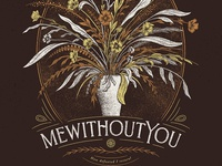 mewithoutYou Bouquet Shirt
