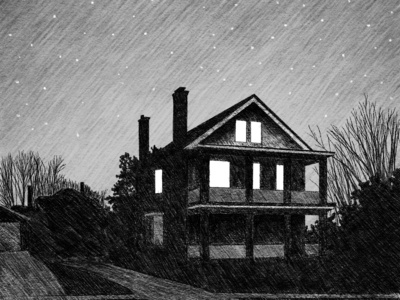 Sketch - The House Across the Street