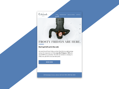 Sample Emailer email design typography branding minimal design figma