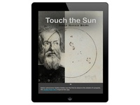 Touch The Sun Science Exploration: Galileo Screen