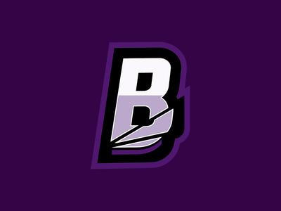 Broken B Logo