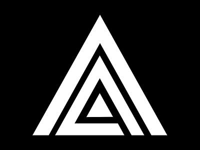 AL Logo design branding logo al