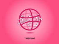Kaiting in Dribbble!
