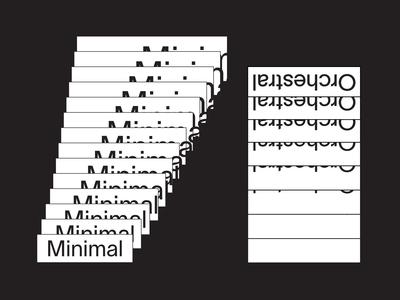 Minimal Orchestral (1)