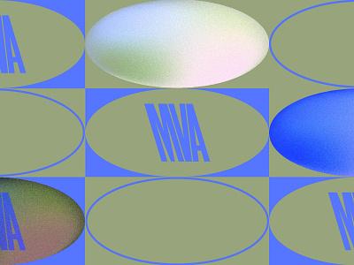 MVA - 3 idenity graphic design brand branding color typography illustration graphicdesign graphic design