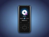 Samsung YP-Z3 Music Player