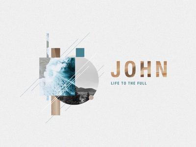 John Sermon Series Art