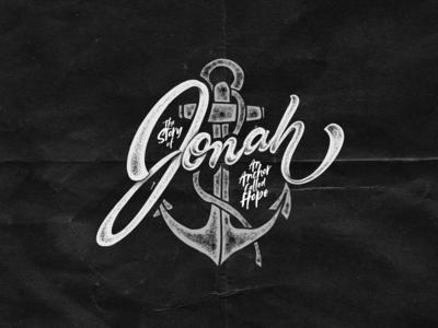 Jonah Sermon Series Art