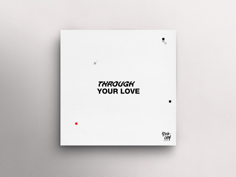 Through Your Love Cover Art cover design cover art graphic design design