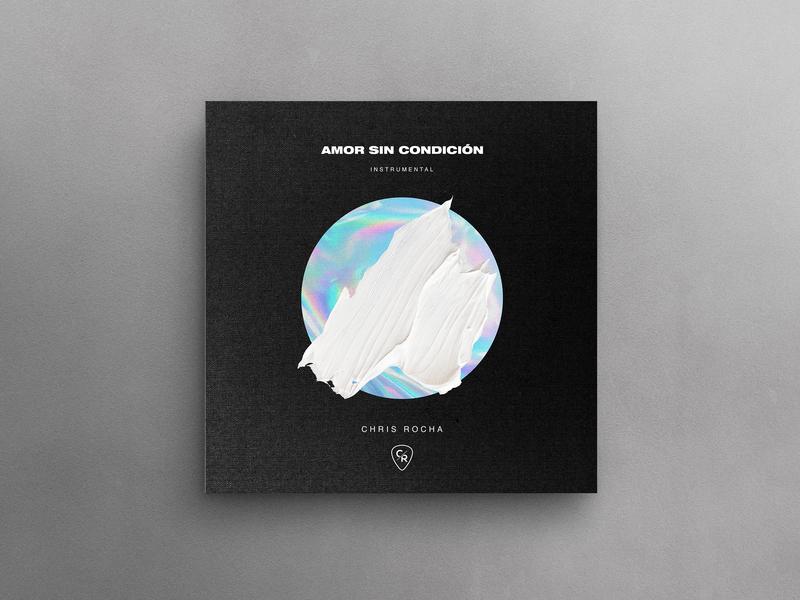 Amor Sin Condicion Cover Art album art album artwork album cover graphic design design cover design cover art