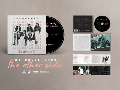 The Walls Group Album Packaging