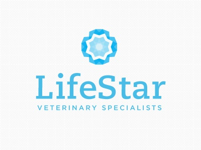 Lifestar Proposed Logo design logo star life veterinary transparent