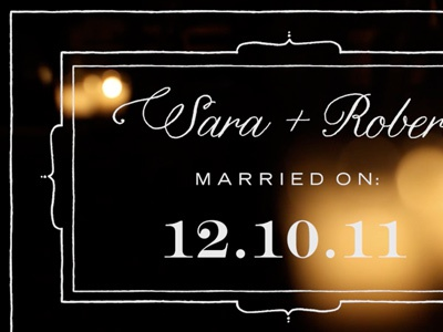 Titles for wedding video graphic titles video script nelly script frames