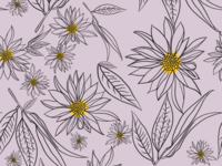 Bouquet Pattern