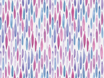 Watercolor Petals Repeat nature petals watercolor abstract surface design repeat pattern design pattern surface pattern design