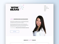 Wow Beans Homepage