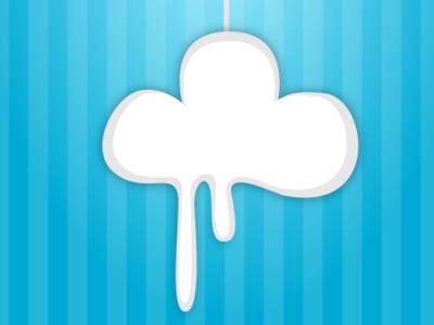 Milky cloud clouds illustration vector illustration vector graphics vector
