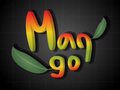 Mango vectorart illustration vector graphics vector illustration vector
