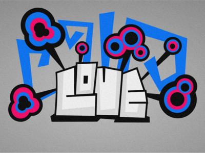 Love vectorart illustration vector illustration vector graphics vector