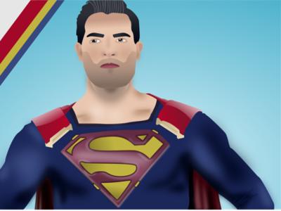 Superman vectorart illustration vector illustration vector graphics vector superman
