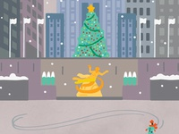 A Year In New York City - December