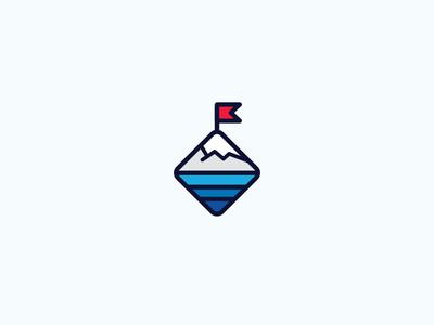 Mountain Studio icon mountain logo inspiration logo design logomachine logos logo