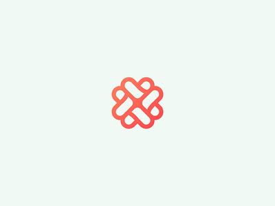 Light II orange oncology health kid children fund charity brandingidentity branding brand logotype logo