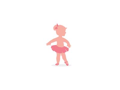 Children`s ballet