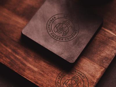 Leivani design identity backery cakes restourant cafe coffeshop coffeehouse coffee bean brand branding logotype logo
