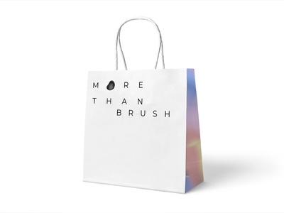 More care oral environment texture fresh beauty healthcare toothpaste toothbrushes eco-friendly logomachine identity brand branding logotype logo