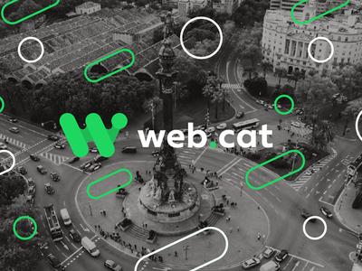 Web Cat font logos black brand identity logomachine identity brand branding logotype logo