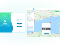 EcoSea, water monitoring system