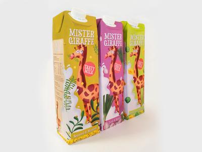Mister Giraffe Milk