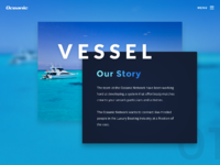 Oceanic vessel