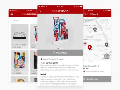 CAIS URBANA App