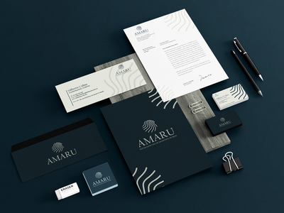 Brand design Ibero-American AMARU Network digital marketing logo logo mark logo design logodesign logo designer brand brand identity branding design branding