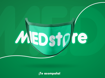 Project: Social media management MedStore medical house health care design health care brand identity facebook ads branding graphic pieces graphic design health sector health logo digital marketing plan social media social networks social media instagram facebook health design
