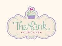 The Pink Cupcake Dribbble