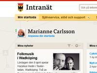 Örebro municipality intranet