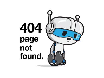 404 Page Sad Djedi 404 djedi gliffy illustration