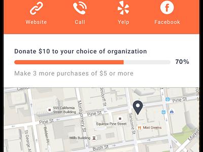 Rise - Animation payment progress reward animation interaction motion mobile ux ui