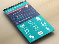 University App Concept