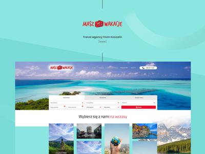 Masz Wakacje - travel agency