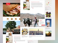 Chick-fil-a homepage