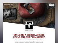 Frye case study